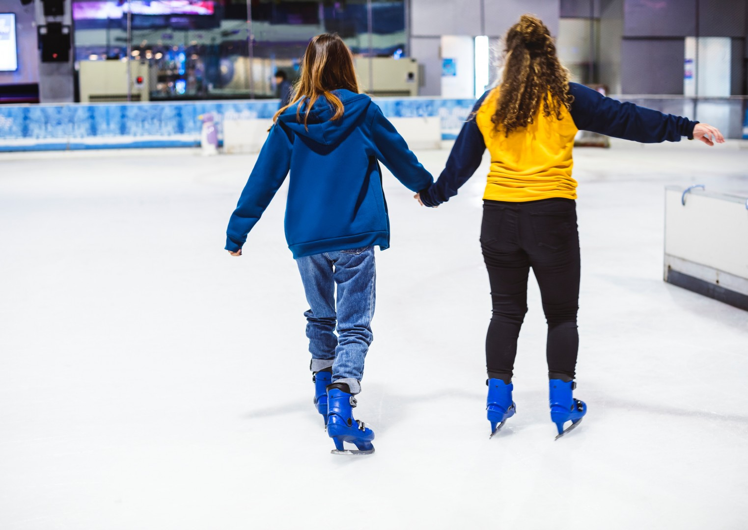YOU'RE INVITED! Holiday Family Skate